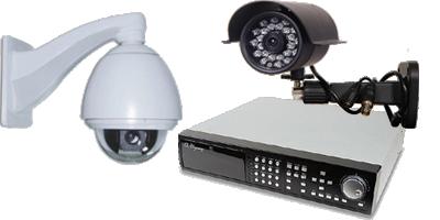 İş yeri güvenlik kamerası