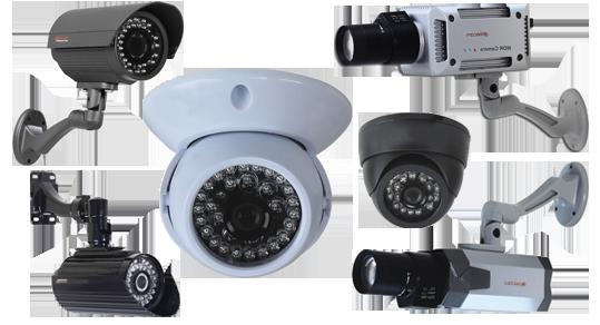Güvenlik kamerasistemleri