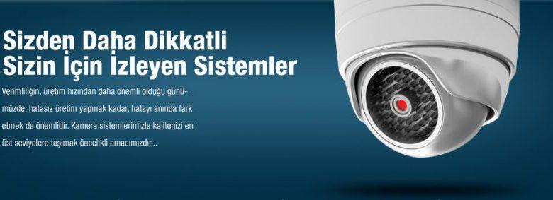 Güvenlik Kameralarının Sistemleri