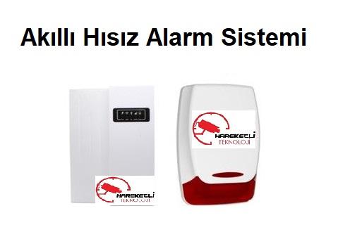 Akıllı Hırsız Alarm Sistemi