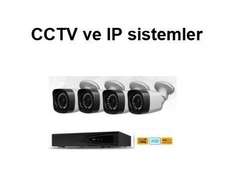 CCTV ve IP sistemler