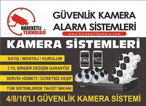 Saray Güvenlik Kamera