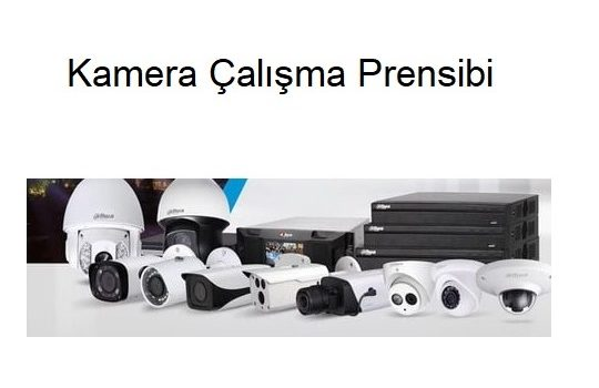 Kamera Çalışma Prensibi