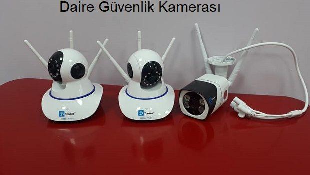 Daire Güvenlik Kamerası