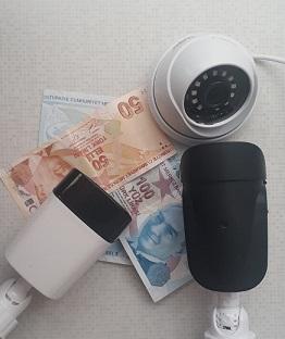 Varifocal Kamera